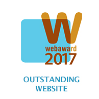 Outstanding Website Award 2017